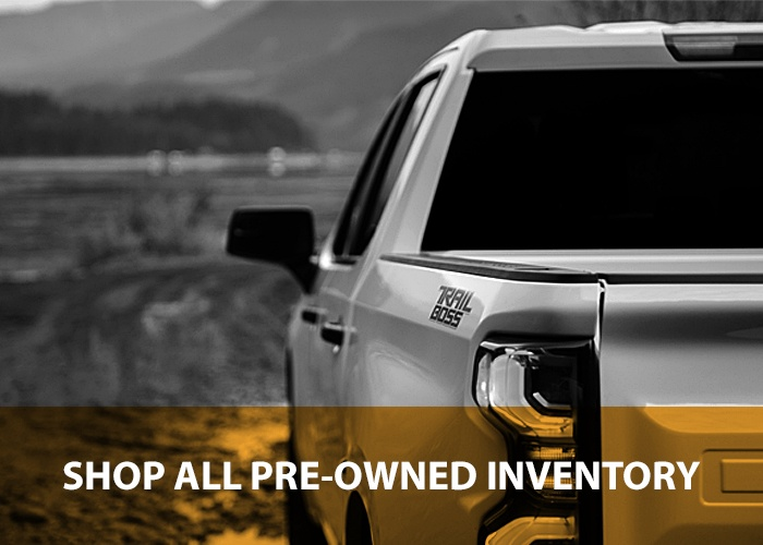 Shop all pre-owned inventory