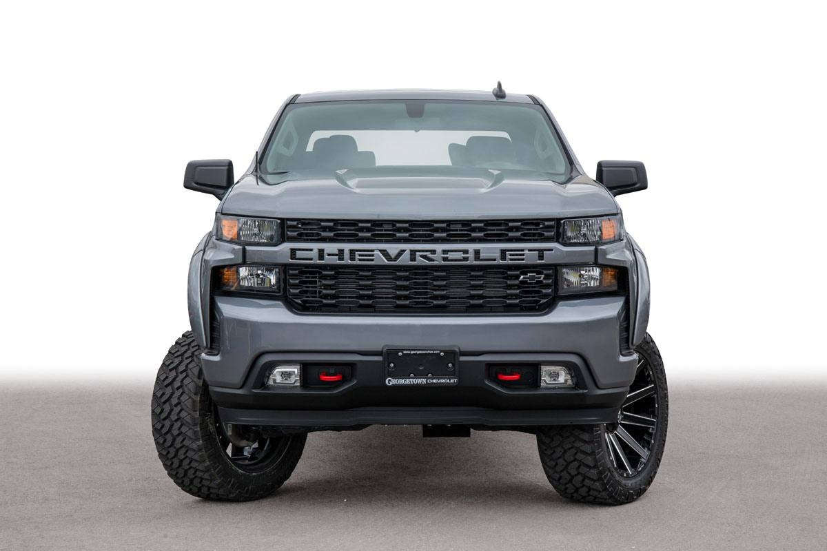Iron Giant | Custom Chevrolet Silverado Truck in Georgetown Ontario, Halton Hills and the Greater Toronto Area from your home for Custom Trucks