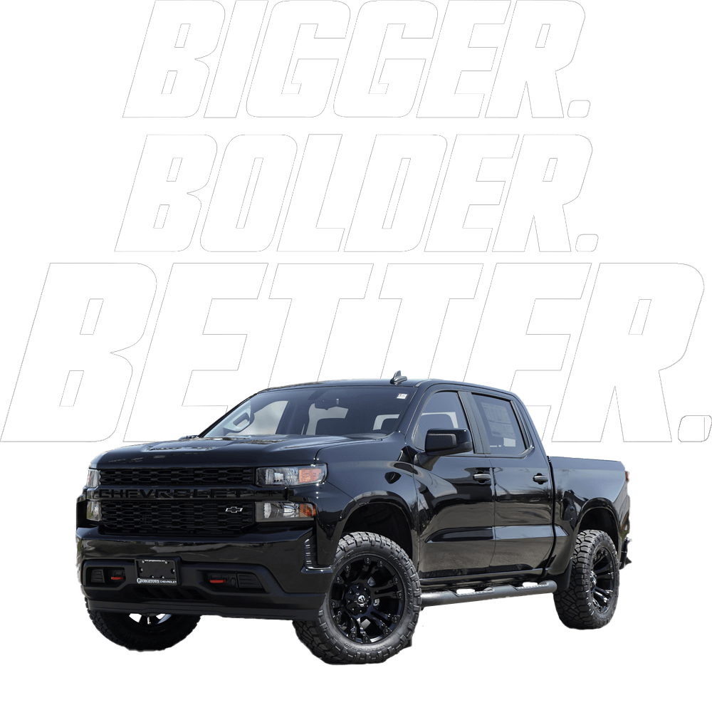 Bane | Custom Silverado Truck in Georgetown Ontario, Halton Hills and the Greater Toronto Area from your home for Custom Trucks